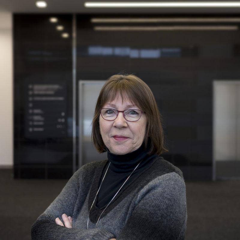 Isabelle Demers - Gestionnaire d'immeubles