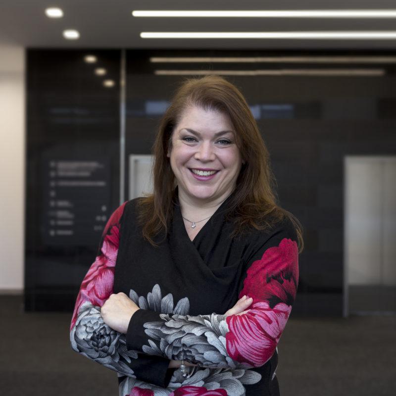 Isabelle Côté - Property administrator