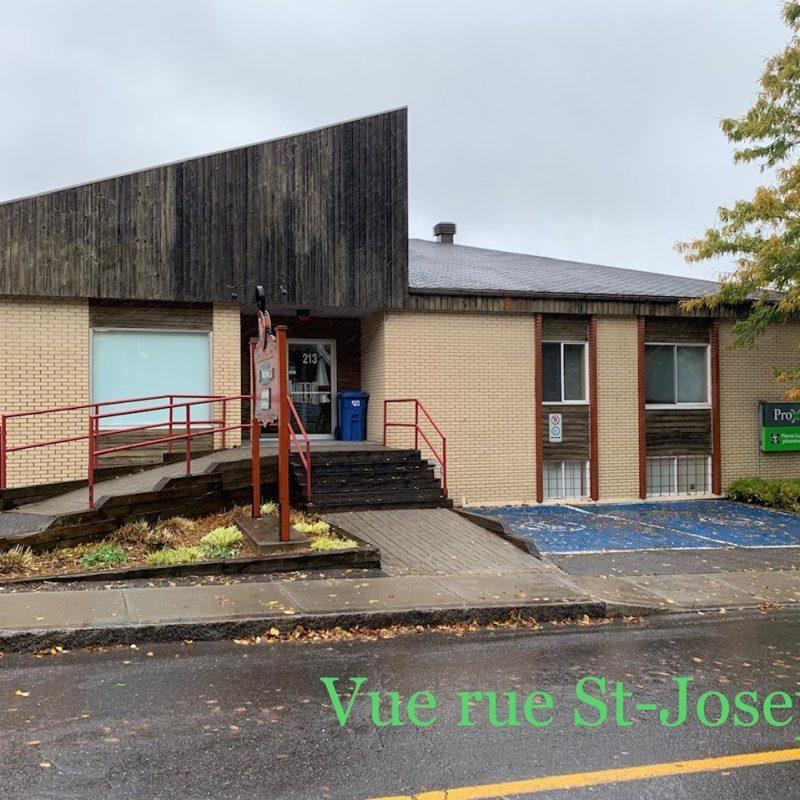 213, rue St-Joseph, Lévis
