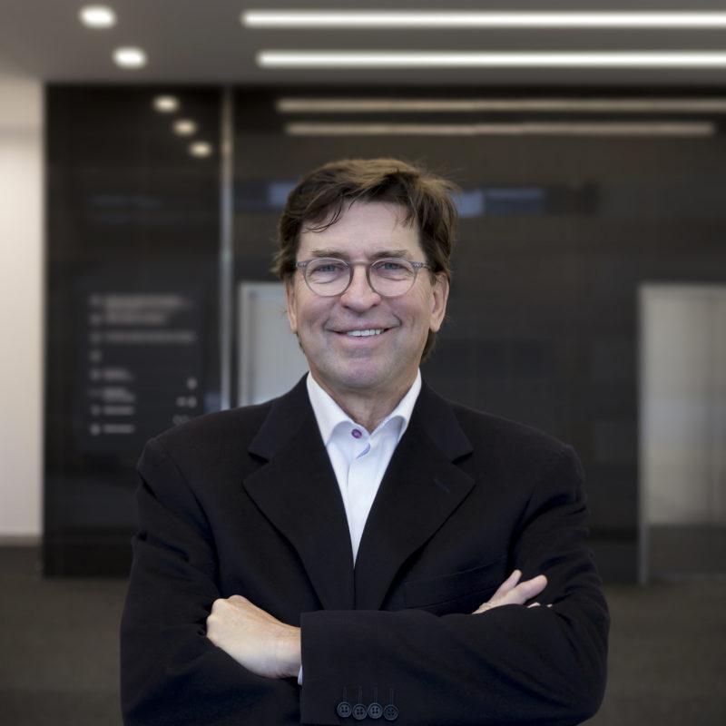 Pierre Deschesnes - President