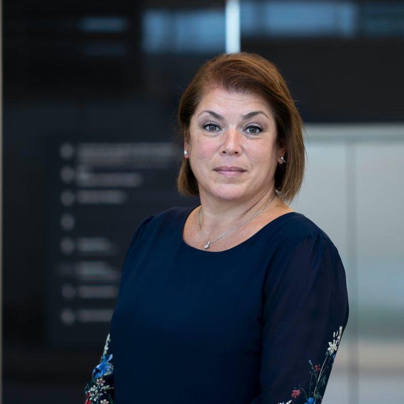 Isabelle Côté - Property manager