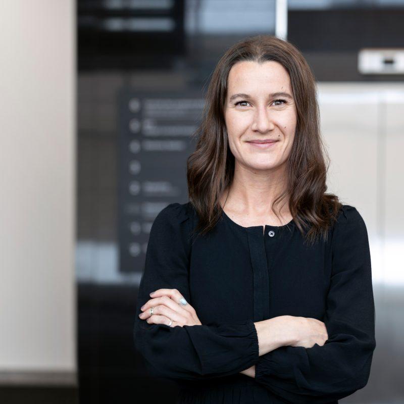 Arianne Goyette Grenier - Property manager