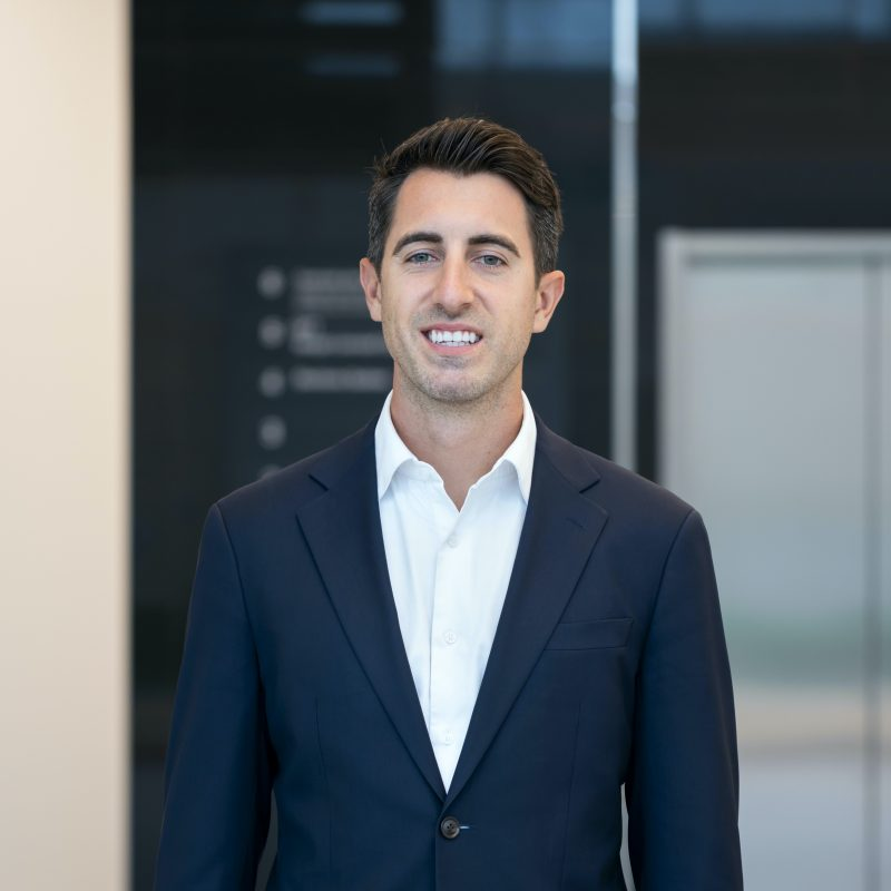 Jean-Sébastien Roussy - Director of leasing